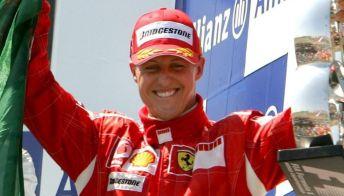 Il campione indiscusso Michael Schumacher compie 52 anni