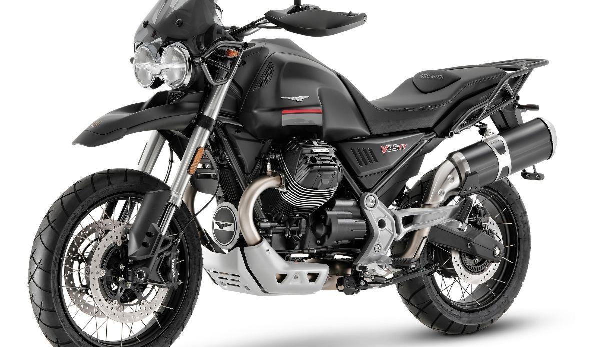 Moto Guzzi V85 TT si rinnova