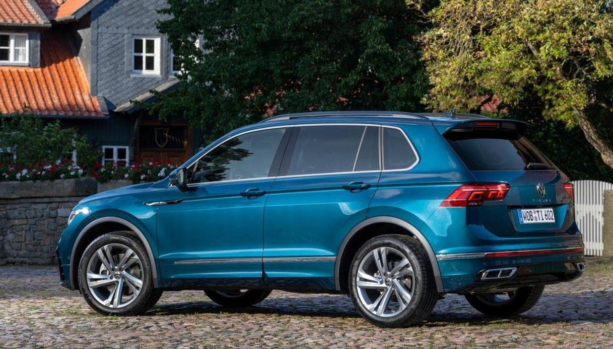 Volkswagen Tiguan: allestimenti e prezzi