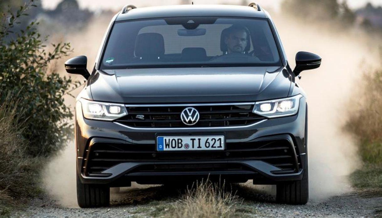 Volkswagen Tiguan, allestimenti e prezzi
