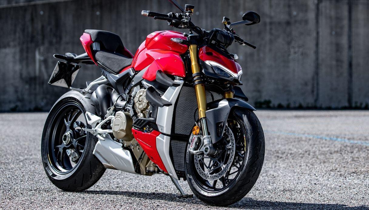Streetfighter V4: la moto più venduta dell'anno