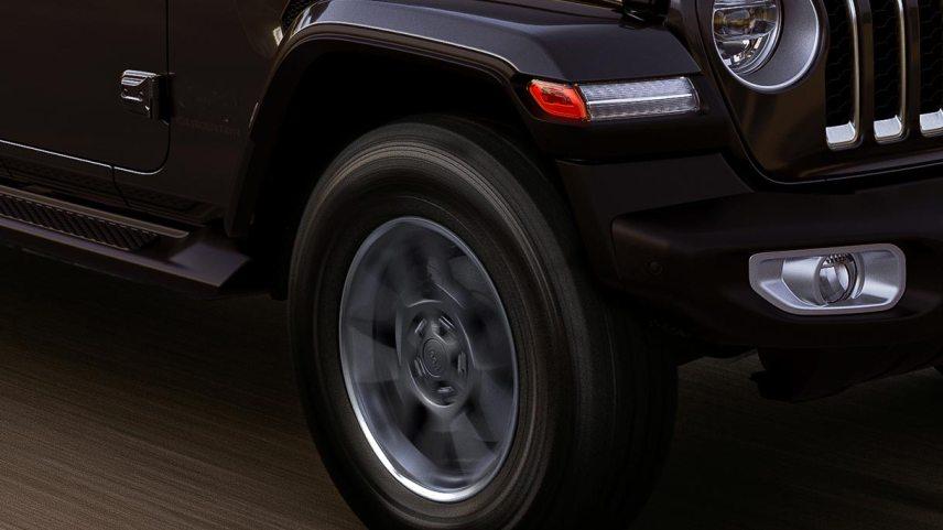 Gladiator, il ritorno del marchio Jeep tra i pick-up