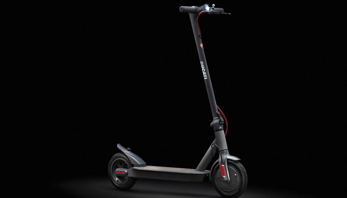 Ducati PRO-I EVO il nuovo monopattino