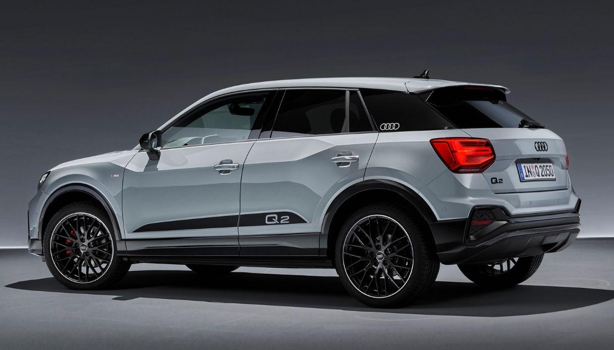 Il SUV Audi Q2 presentato nel 2020