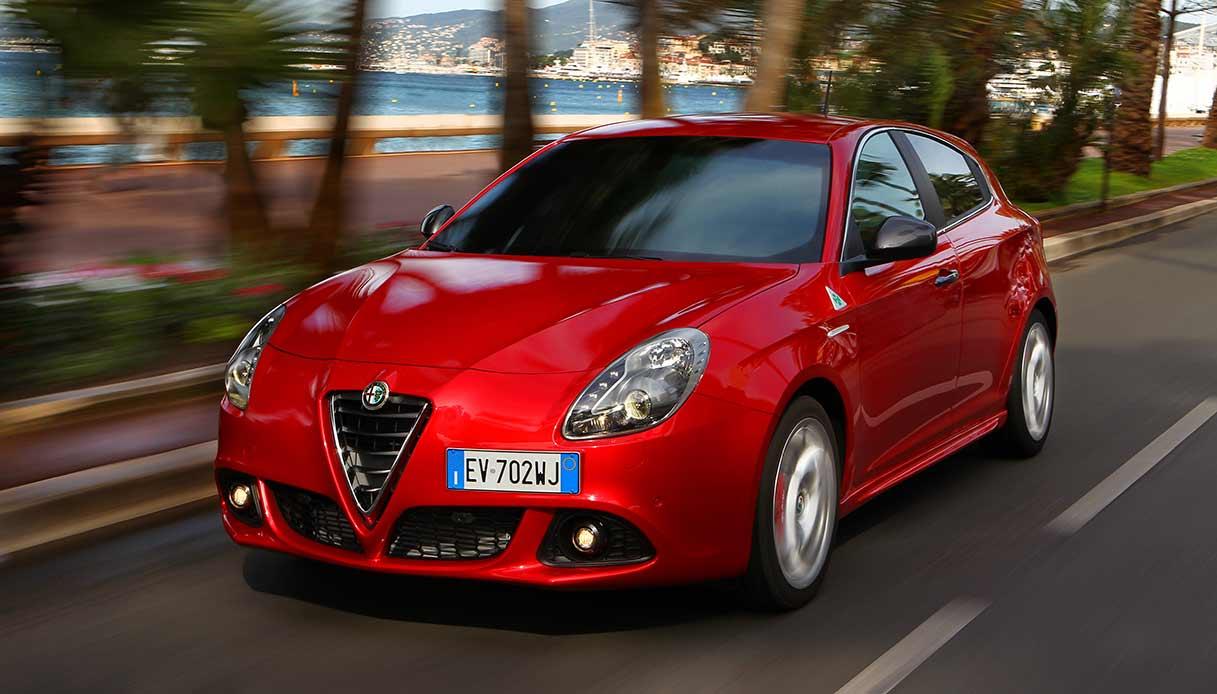 Alfa Romeo Giulietta, la versione potente Quadrifoglio