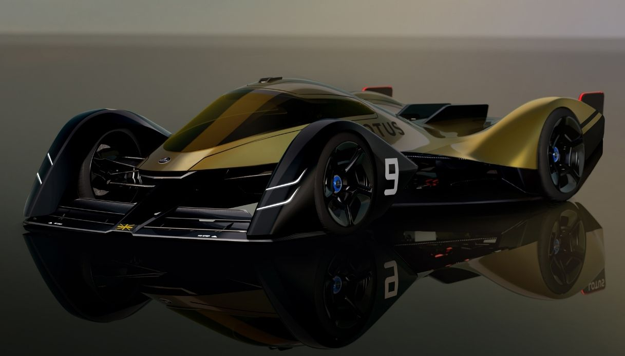 Lotus: la nuova E-R9