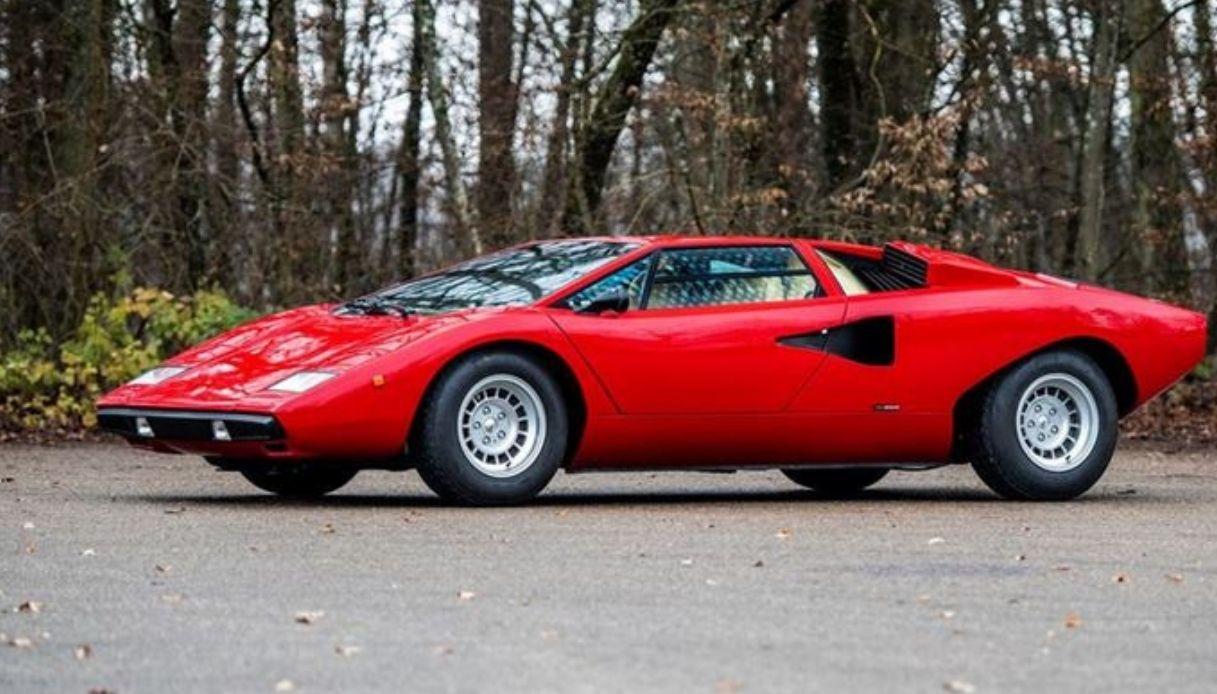 Lamborghini, all'asta due pezzi unici