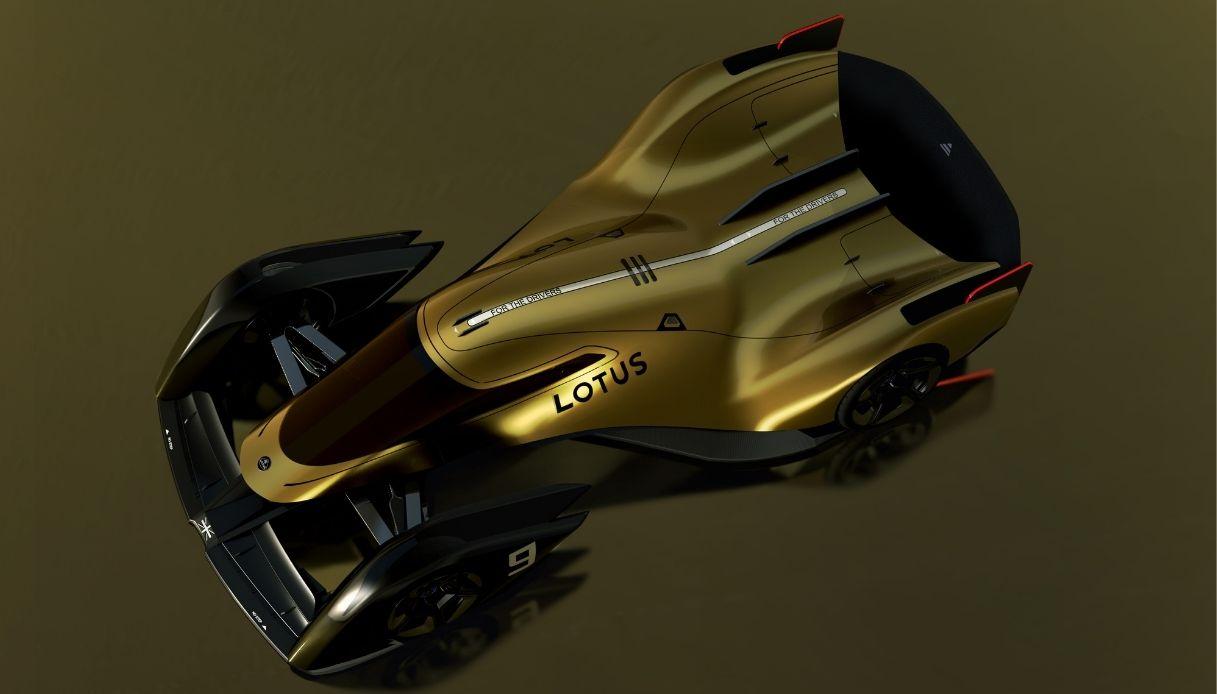 Lotus presenta la E-R9