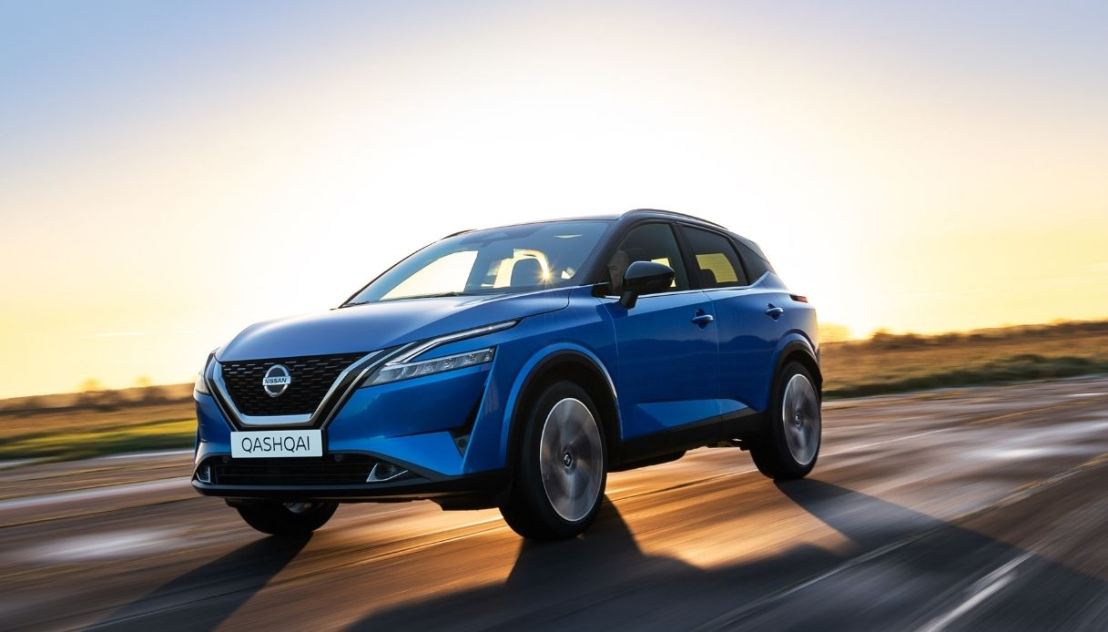 Nissan Qashqai, in arrivo la terza generazione
