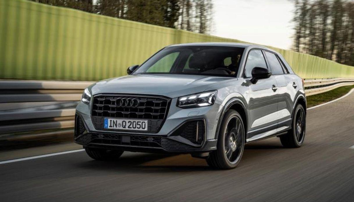 Audi Q2: nuovi motori diesel