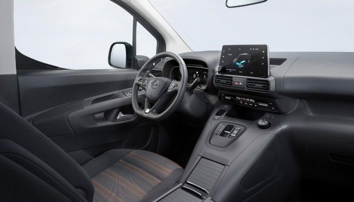 Nuovo Opel Combo e-Life, il veicolo elettrico per tutti