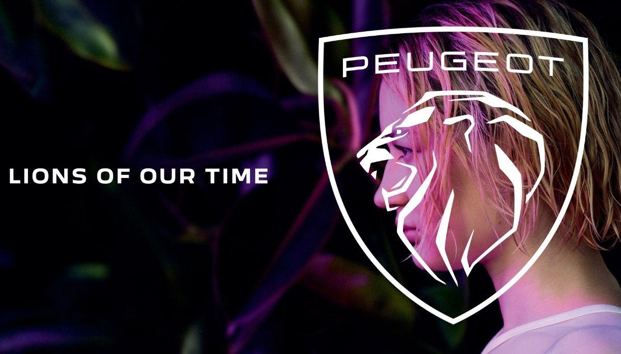 Peugeot presenta il nuovo logo