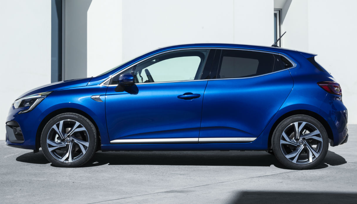 Renault Clio reaches its fifth generation