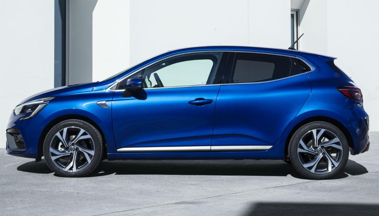 Renault Clio arriva alla sua quinta generazione