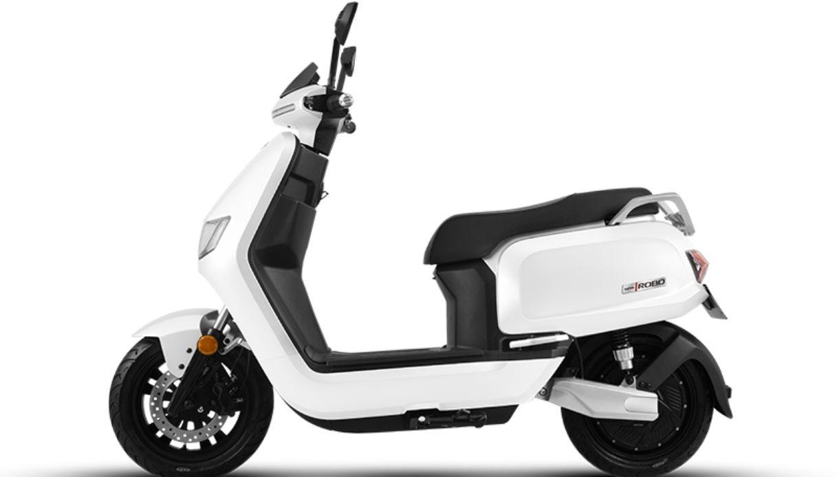 Sunra, i nuovi scooter elettrici