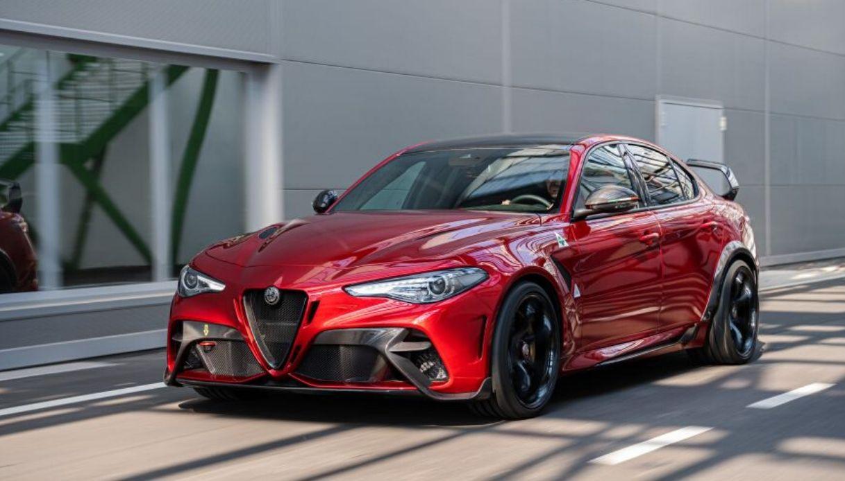 Nuova Alfa Romeo Giulia GTA e GTAm per il 2021