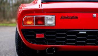 Asta da record per due storiche Lamborghini