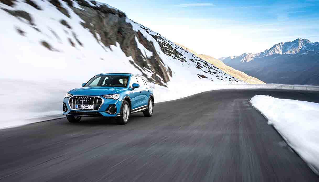 I motori e i prezzi del SUV compatto tedesco Audi Q3