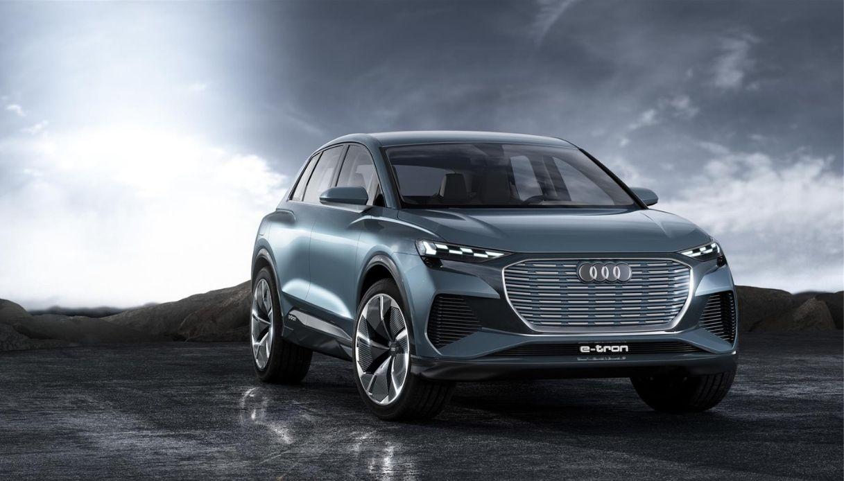 Audi Q4 e-tron, via alla prenotazione
