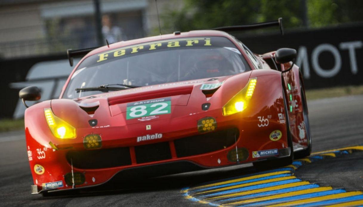 Ferrari torna a Le Mans