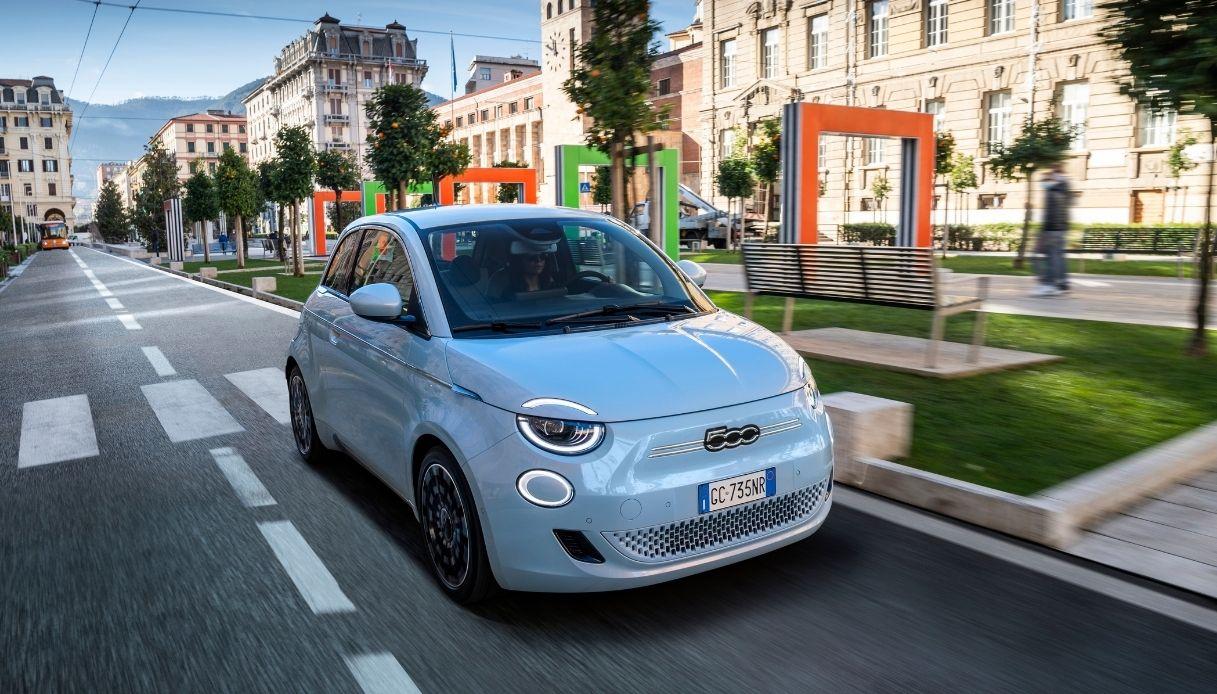 Fiat 500, nuovo premio per la berlina
