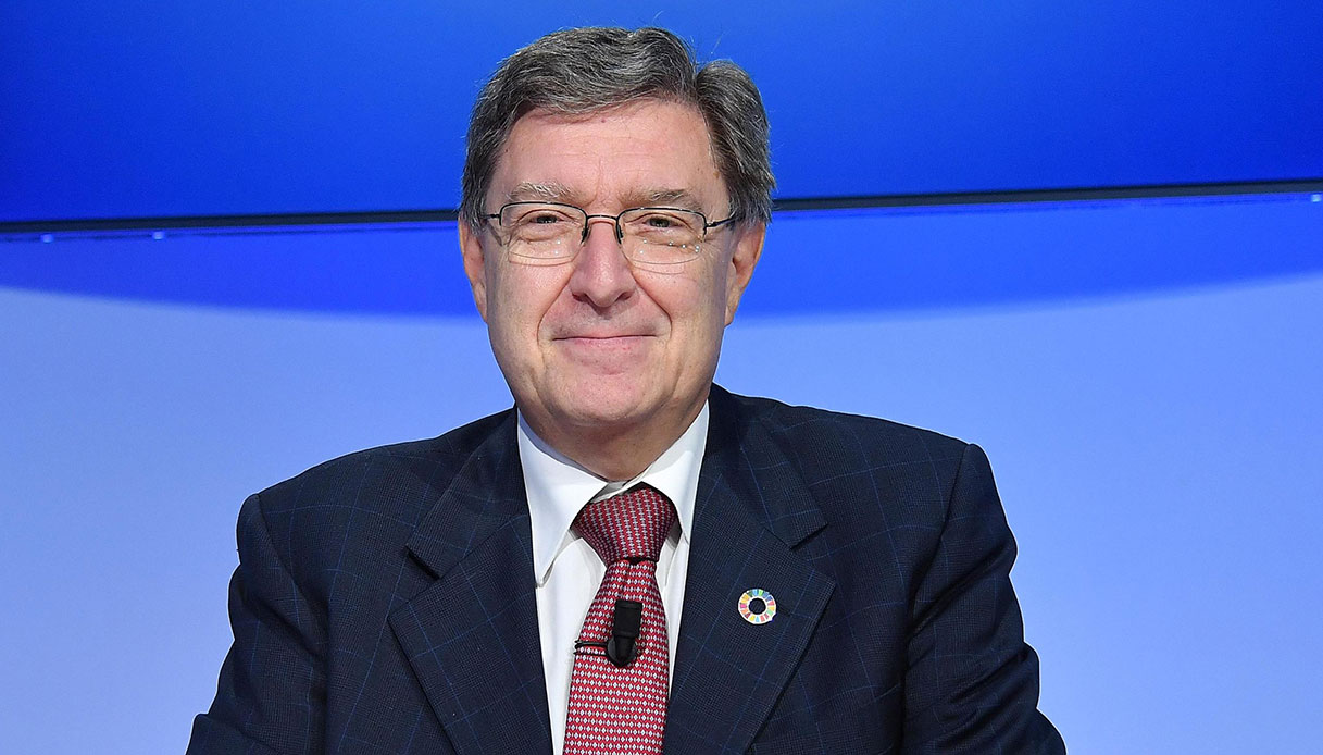 Ministro Enrico Giovannini