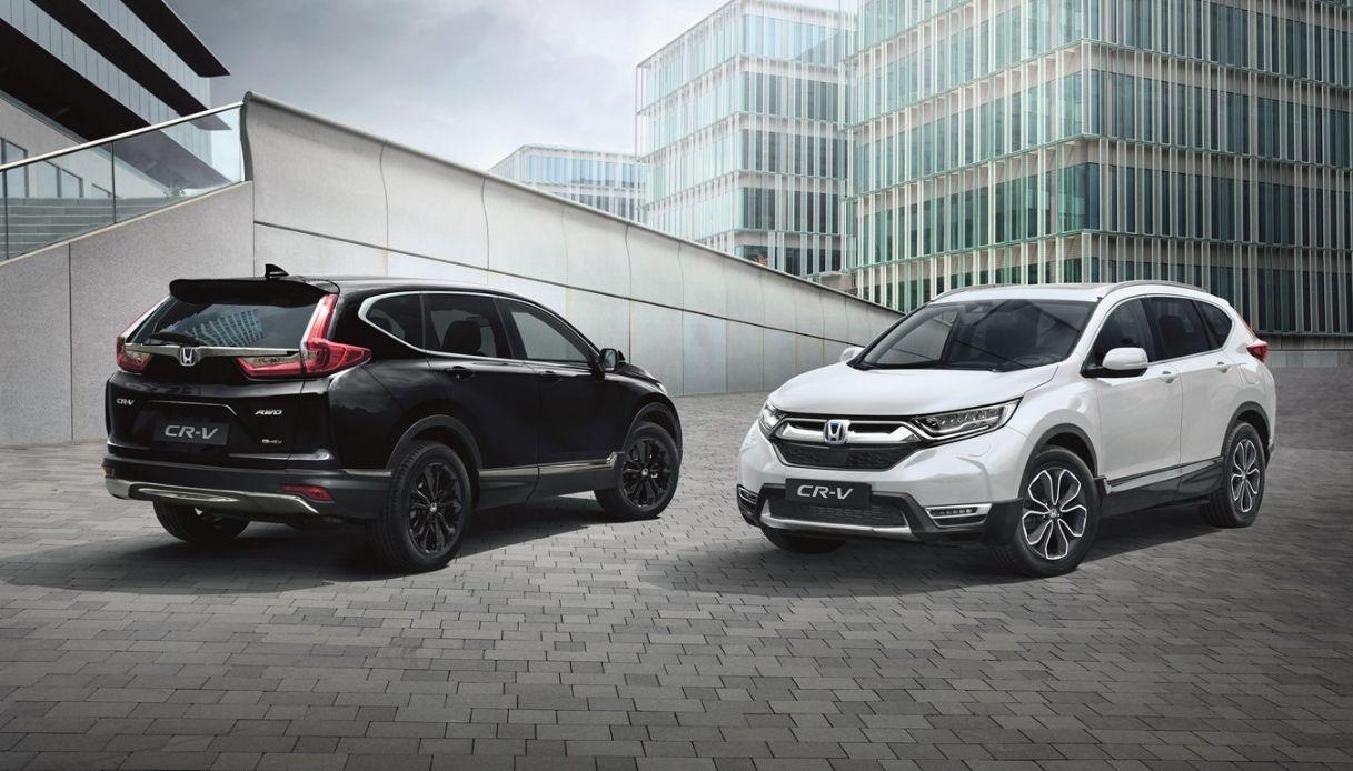 Nuovo look per Honda CR-V