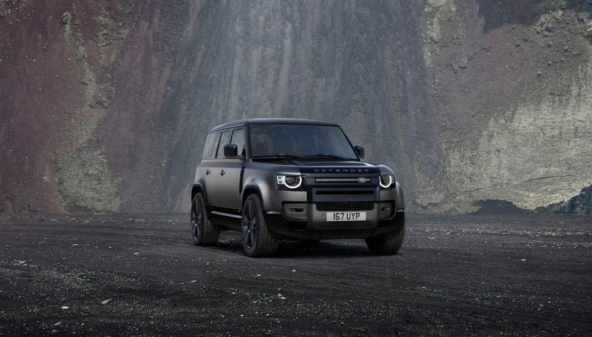 Land Rover Defender, il 4x4 più potente
