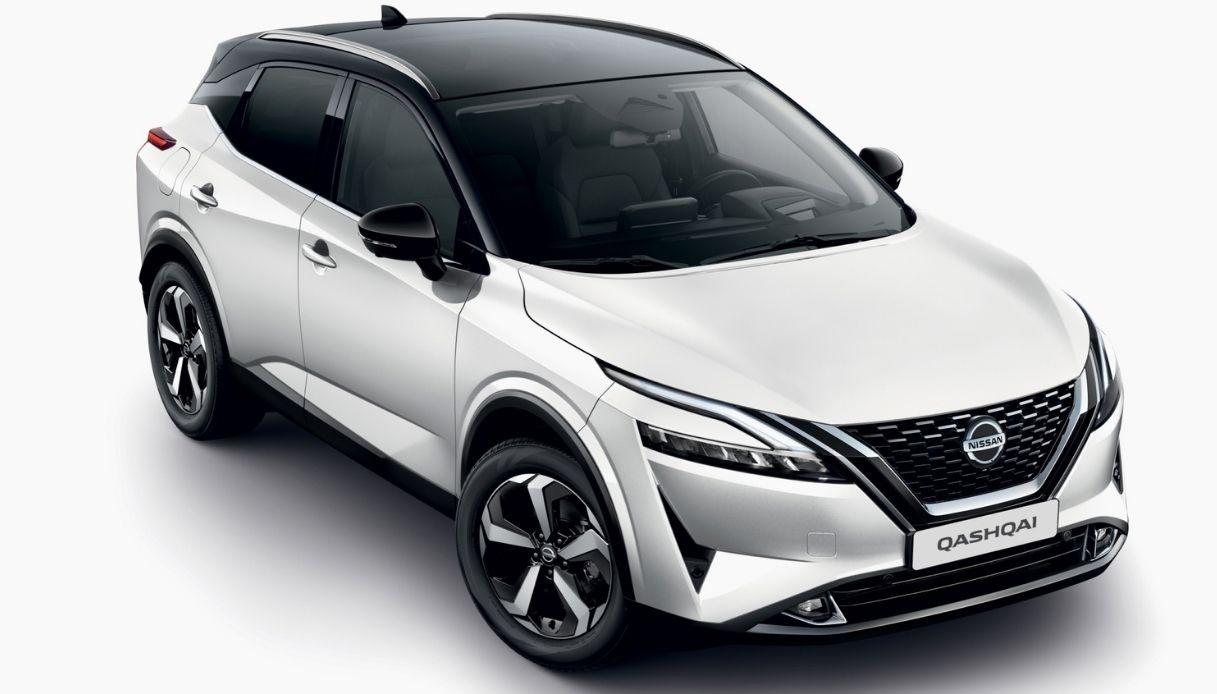 La nuova generazione di Nissan Qashqai