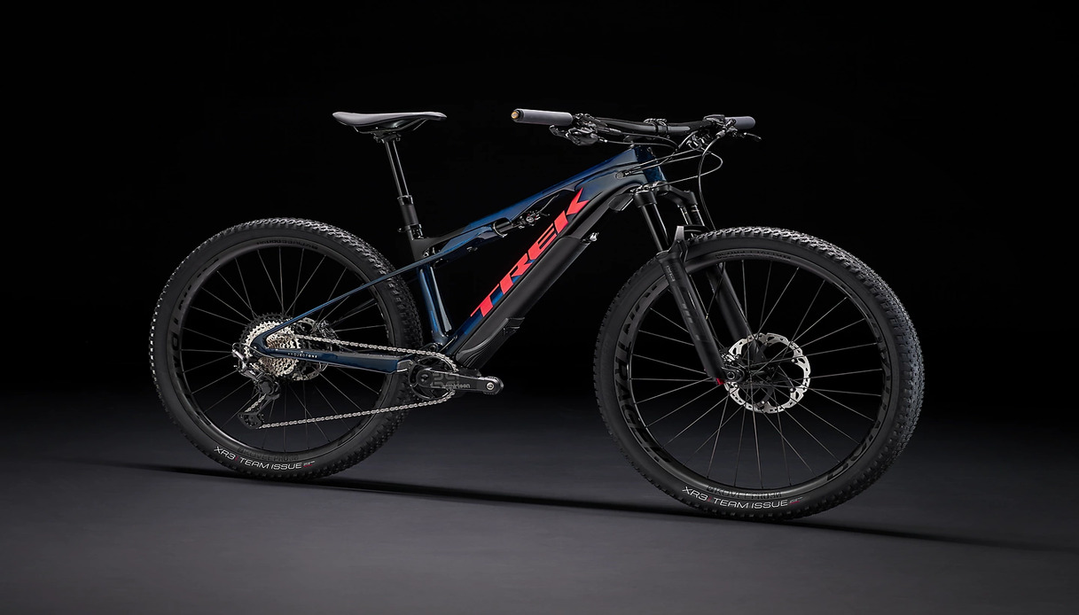 La nuova mountain bike elettrica Trek E-Caliber 2021