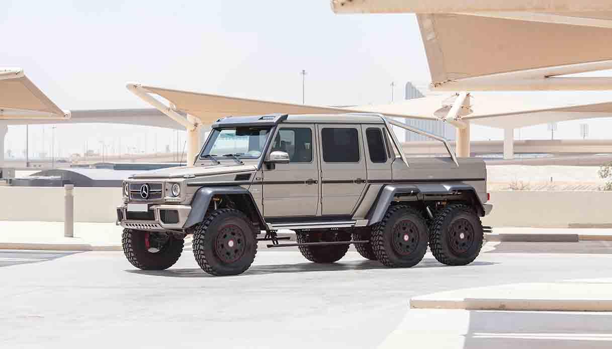 Il pick-up premium Mercedes in vendita