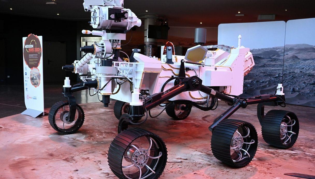 Atterra su Marte il rover della NASA