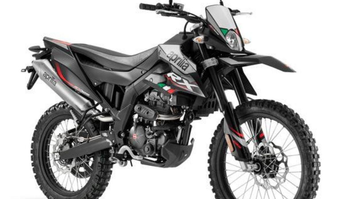 La nuova Aprilia RX 125