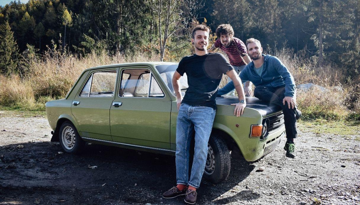Mongol Rally, il viaggio con una Fiat 128