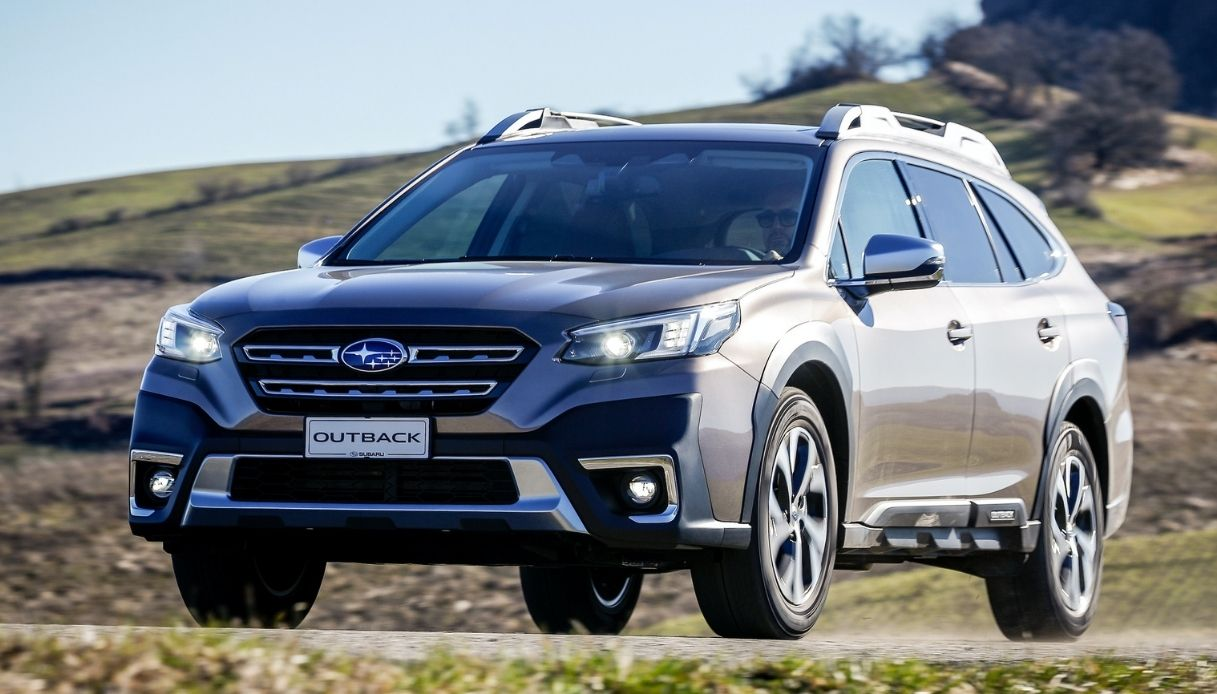 Subaru presenta la nuova Outback