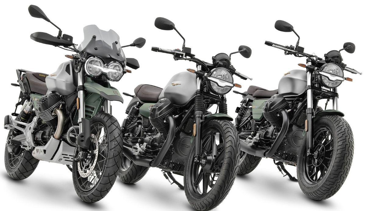 Anniversario 100 anni Moto Guzzi