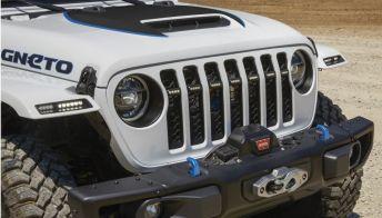 Jeep Magneto, la 4×4 estrema a emissioni zero