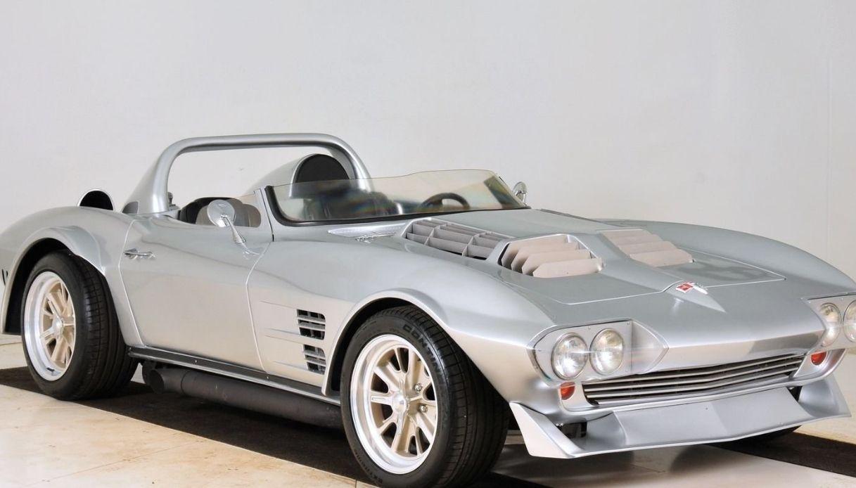La Corvette di Fast & Furious in vendita