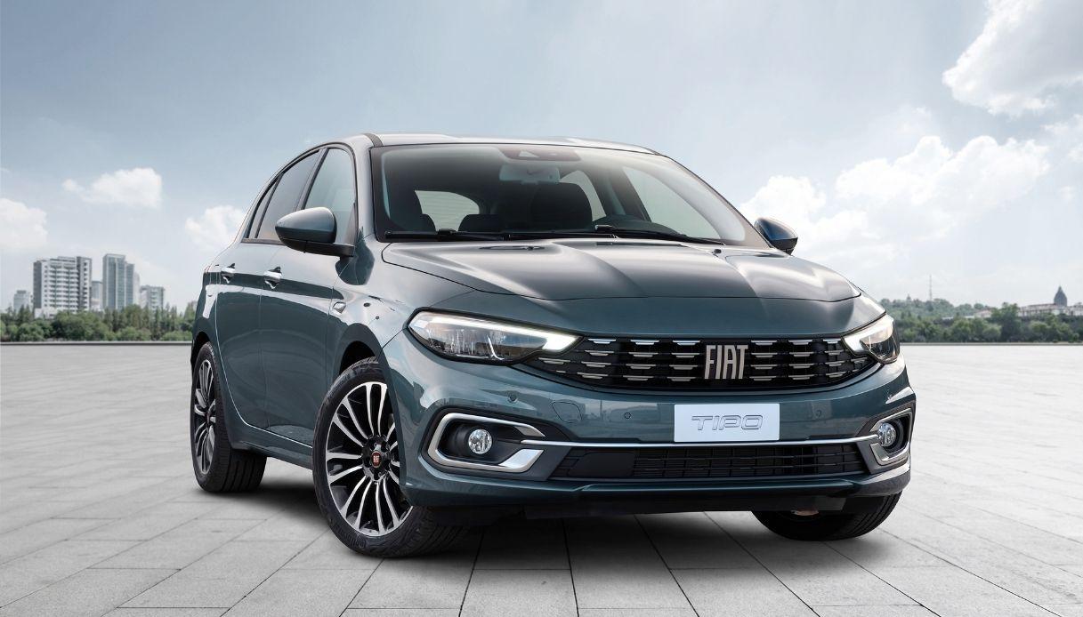 Nuova Fiat Tipo Life Wagon