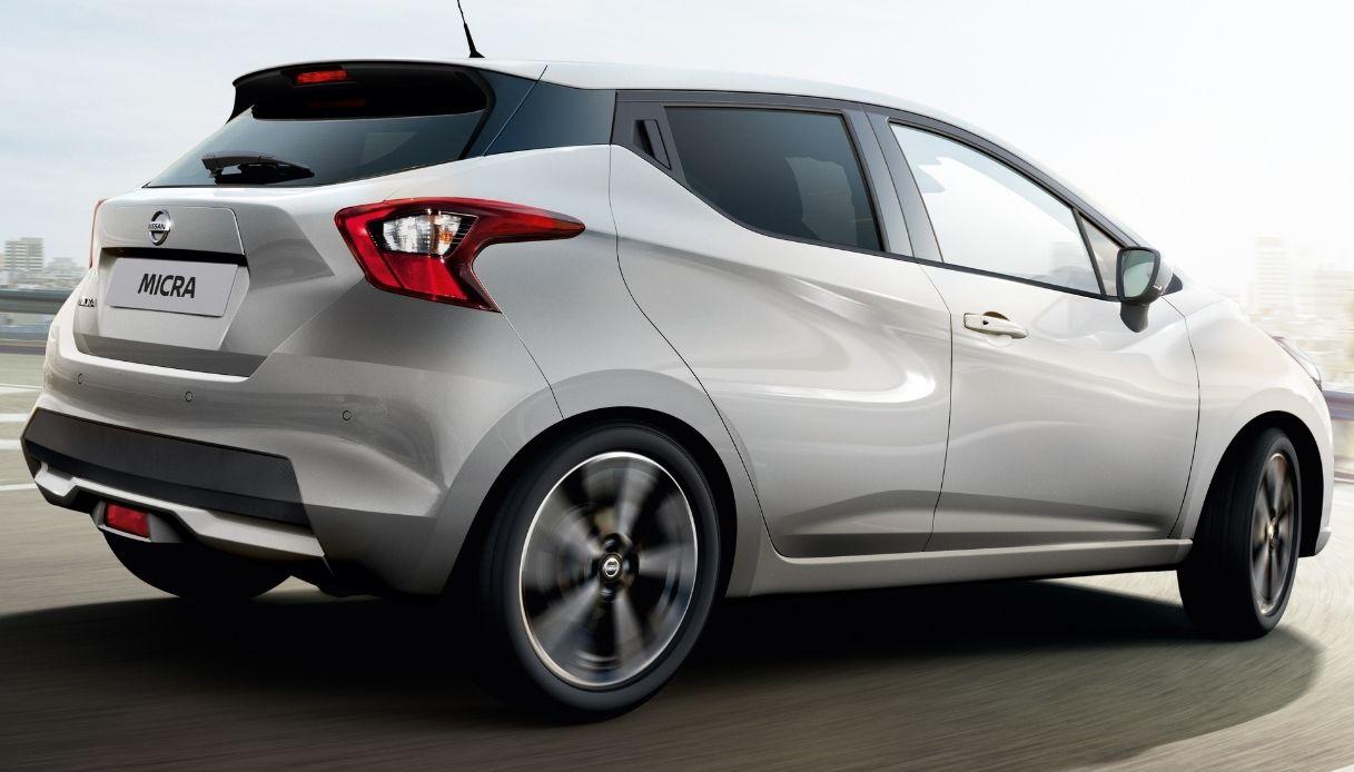 Nissan Micra, nuova versione GPL