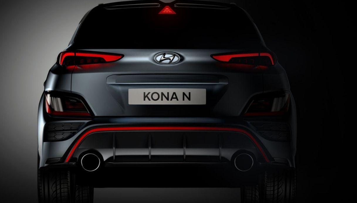 La nuova Hyundai KONA N ad alte prestazioni