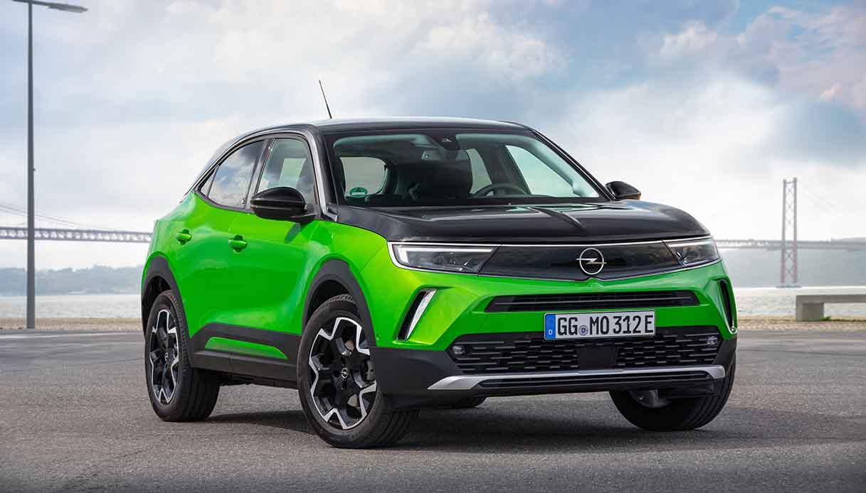 Opel ha lanciato in Italia il nuovo B-SUV elettrizzante Mokka