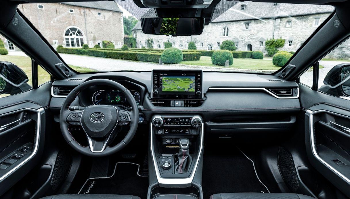 Nuovo Toyota RAV 4