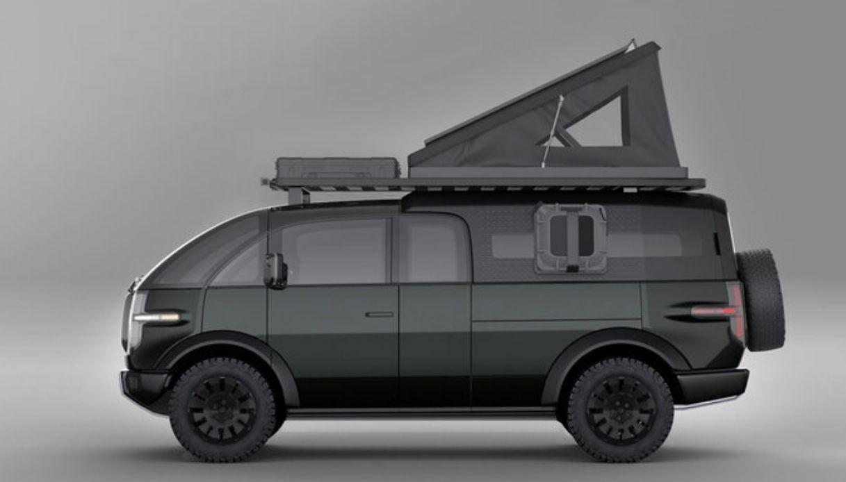 Il nuovo pick-up di Canoo versatile