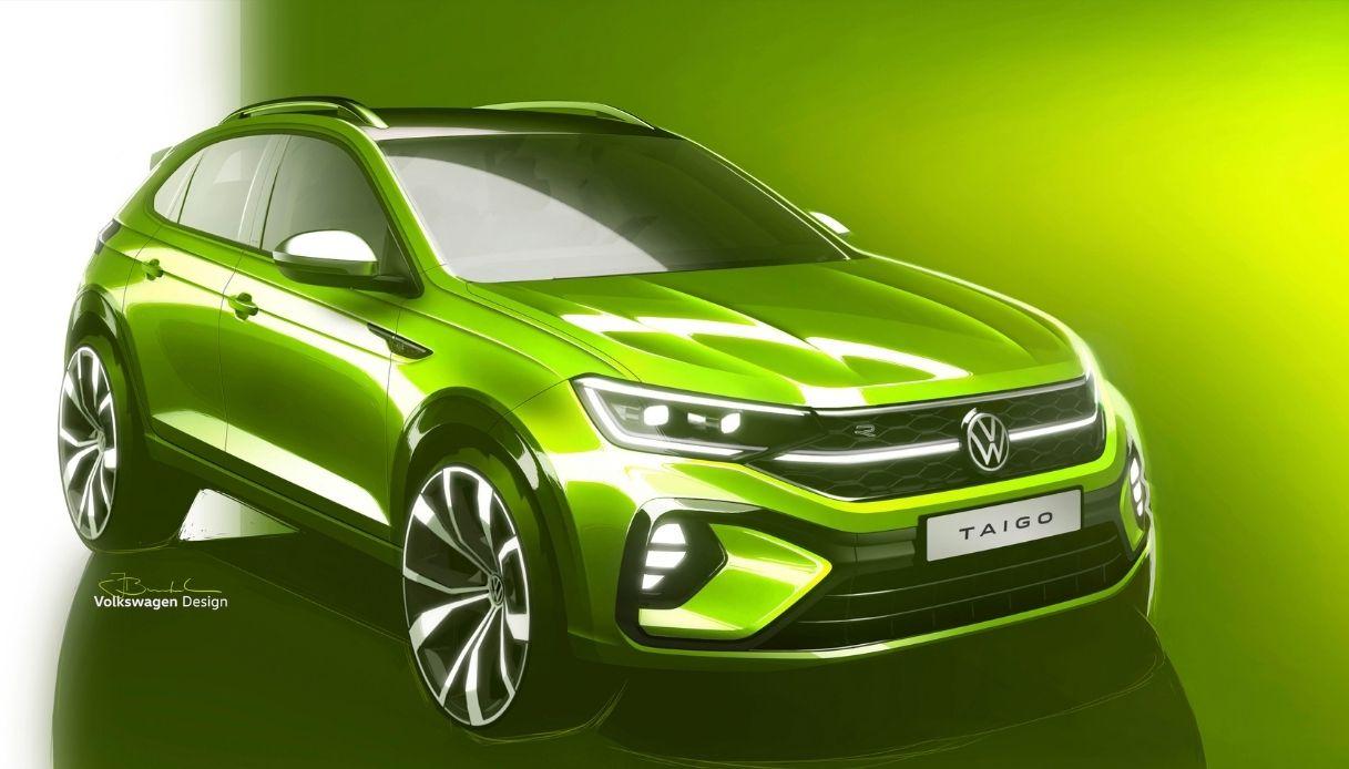 Taigo, Volkswagen annuncia il nuovo crossover