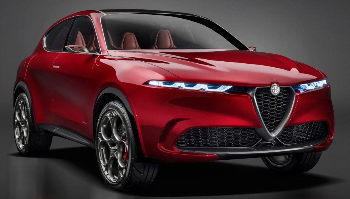Rinvio al 2022 per Alfa Romeo Tonale