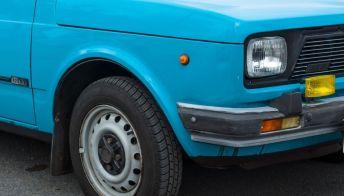 La Fiat 127 compie 50 anni, è stata la prima utilitaria