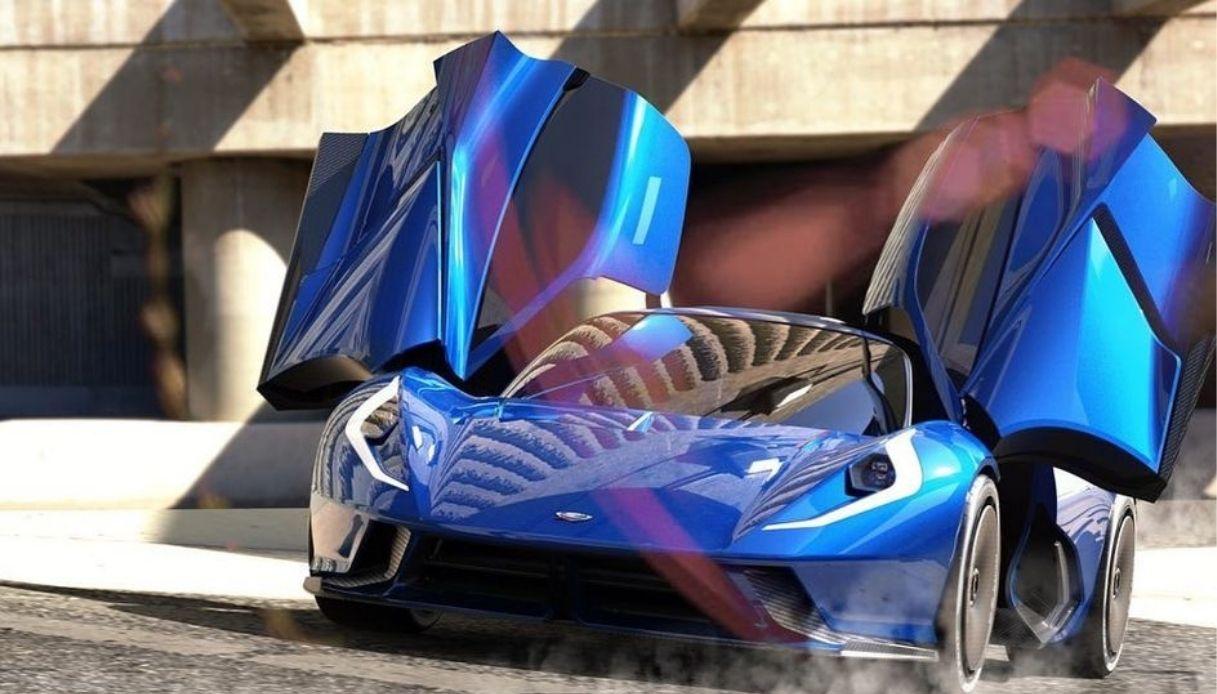 Automobili Estrema presenta Fulminea, l'hypercar elettrica da 2.000 CV |  Virgilio Motori