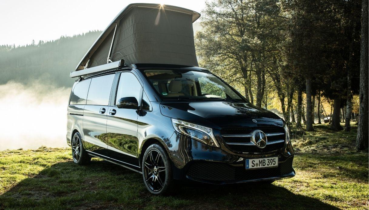 Mercedes Marco Polo, vacanze all'avventura