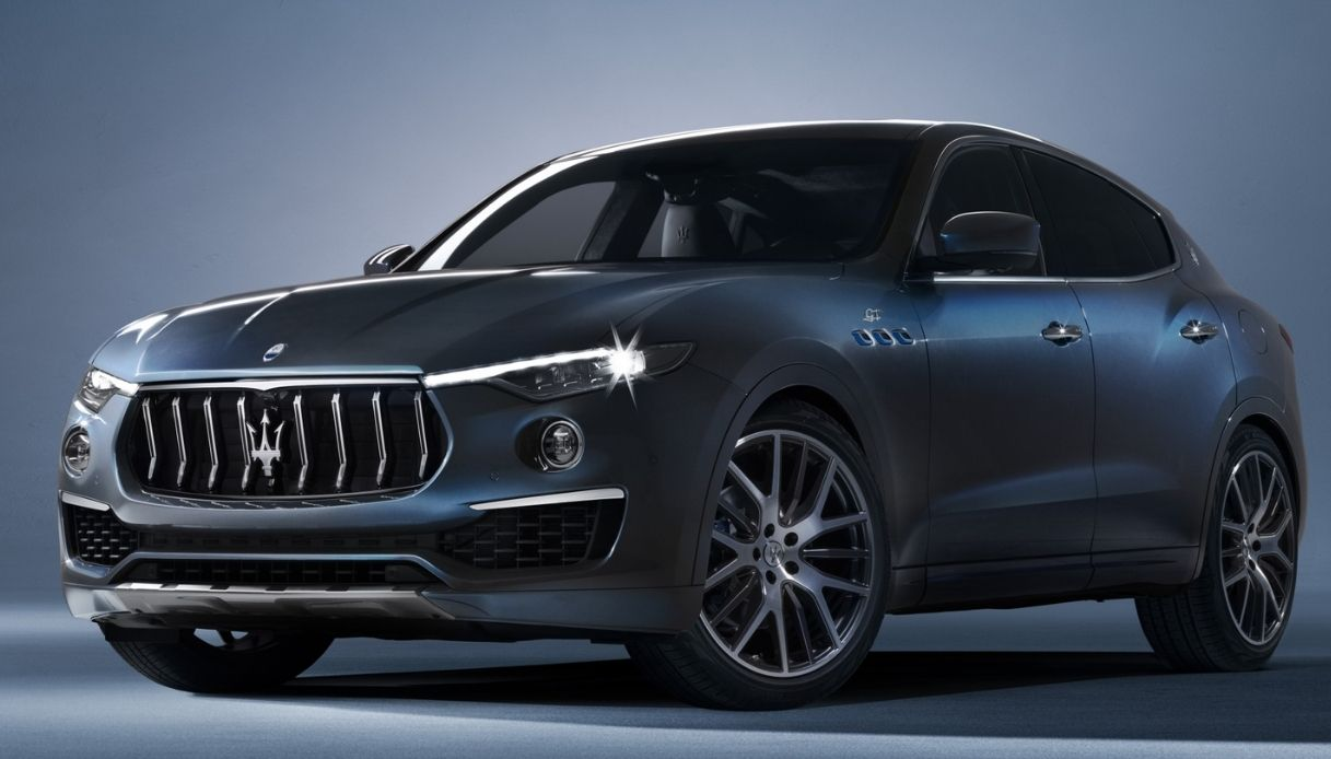 Nuovo SUV ibrido Maserati Levante